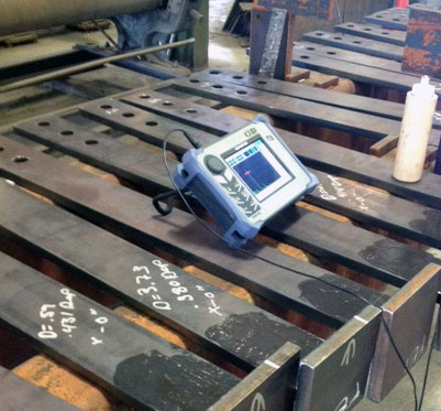 Nondestructive Testing (NDT)